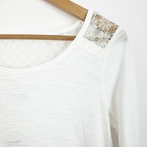 Express White Top | Small